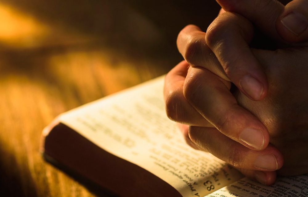 31 ways to pray for teens & children: Day 12. Love the Word of God