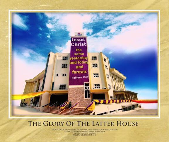 FGC NHQ Church, Yaba