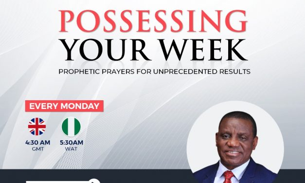 Prayer with G.O – 20th September 2021 – Our Week of Divine Satisfaction