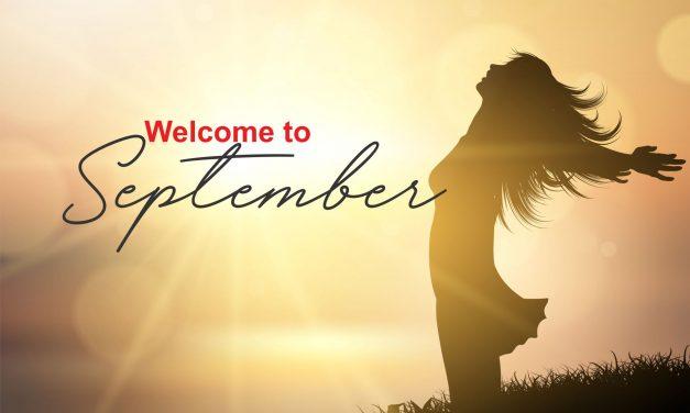Prayer for the month of September 2021